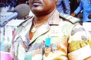 NECROLOGIE/ LE COLONEL MINYONO, COMMANDANT LE SECTEUR MILITAIRE N°9 EST DECEDE.