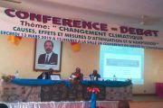 CHANGEMENT CLIMATIQUE: LE PROBLEME  PREOCCUPE LES POUVOIRS PUBLICS ET LE CODAS CARITAS.