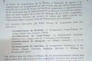 MENOUA / MENACES SECESSIONNISTES : LE DEPARTEMENT SOUS ETAT D'URGENCE ?